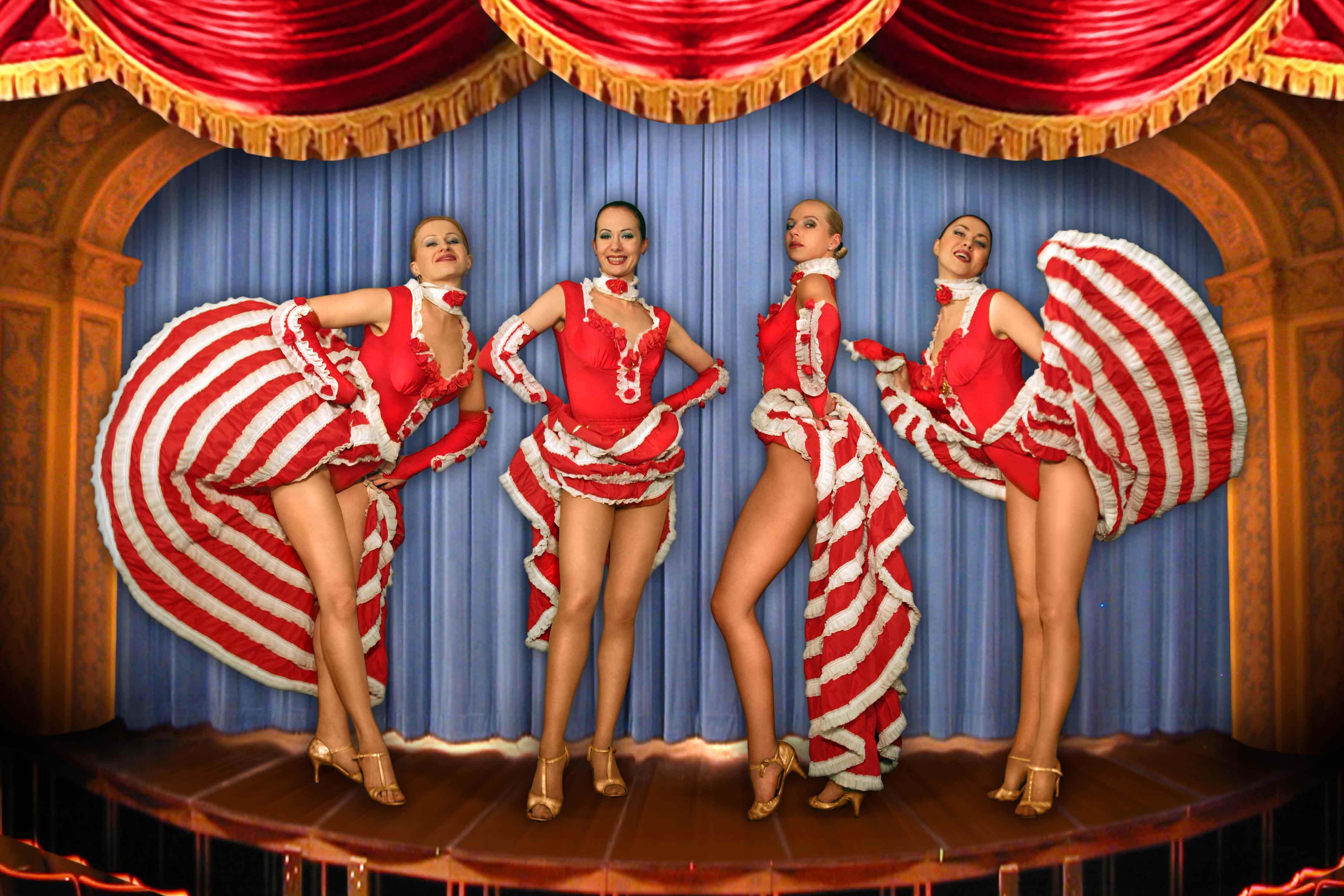 Что у девушек танцующих под юбками 21 фотография